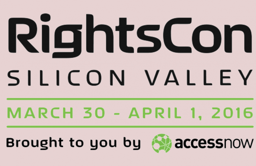 MMFD will be at the Rights Con 2016 in the Silicon Valley. Here's what we are doing.