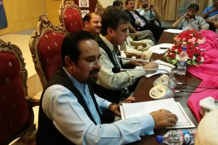 Media Matters for Democracy, Bytes for All, Rawalpindi Islamabad Union of Journalists and National Press Club held a consultation on PECB 2016 highlighting it's implications on journalism