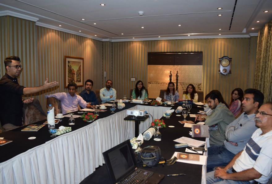 Media Matters for Democracy under its initiative Report for Digital Rights hosts a series of orientation sessions in Karachi, Lahore and Islamabad