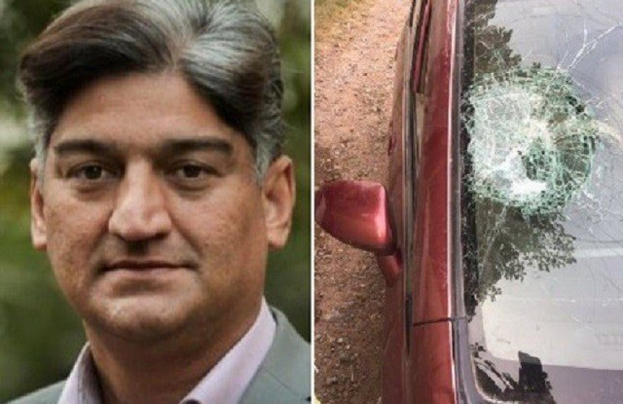 Media Matters for Democracy expresses concern over an attack on Matiullah Jan's vehicle; calls for a thorough investigation of the incident