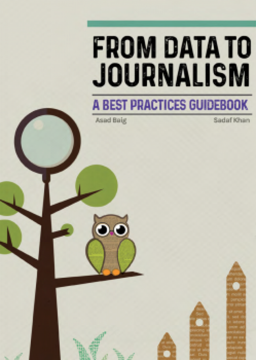 From Data to Journalism: A Best Practices Guide