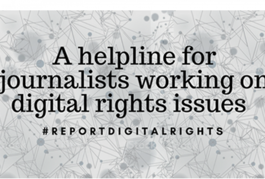 Are you a journalist working a digital rights story on deadline? Have a question that you need quickly answered? Get in touch. We are happy to help!