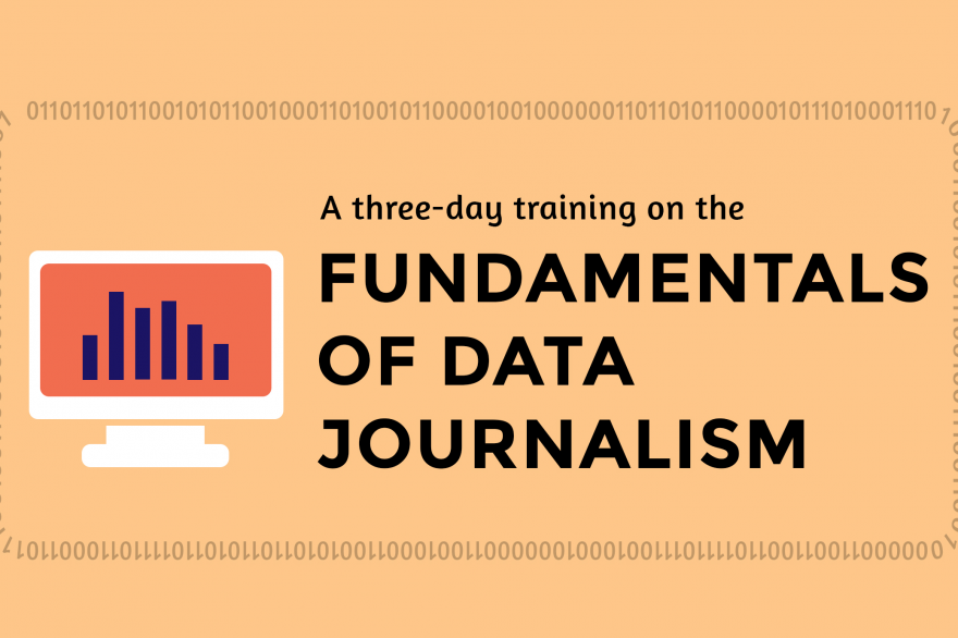 #MediaForTransparency: Media Matters for Democracy launches a three-day data journalism course for journalists in Islamabad, Rawalpindi, Peshawar, Lahore and Karachi. Interested? Register now!