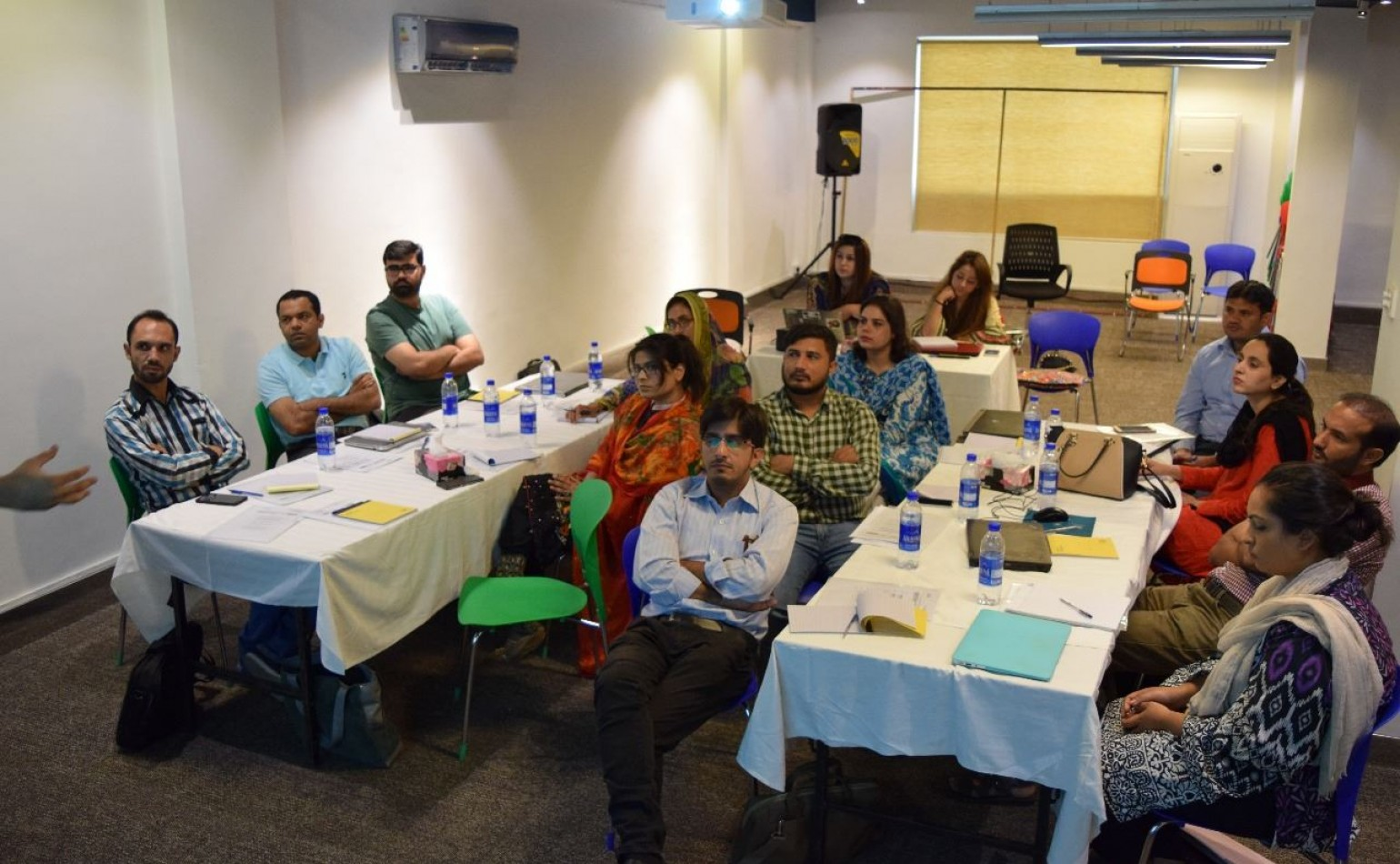 #MediaForTransparency: Media Matters for Democracy successfully concludes it's data journalism training program reaching out to 45 investigative journalists in four cities