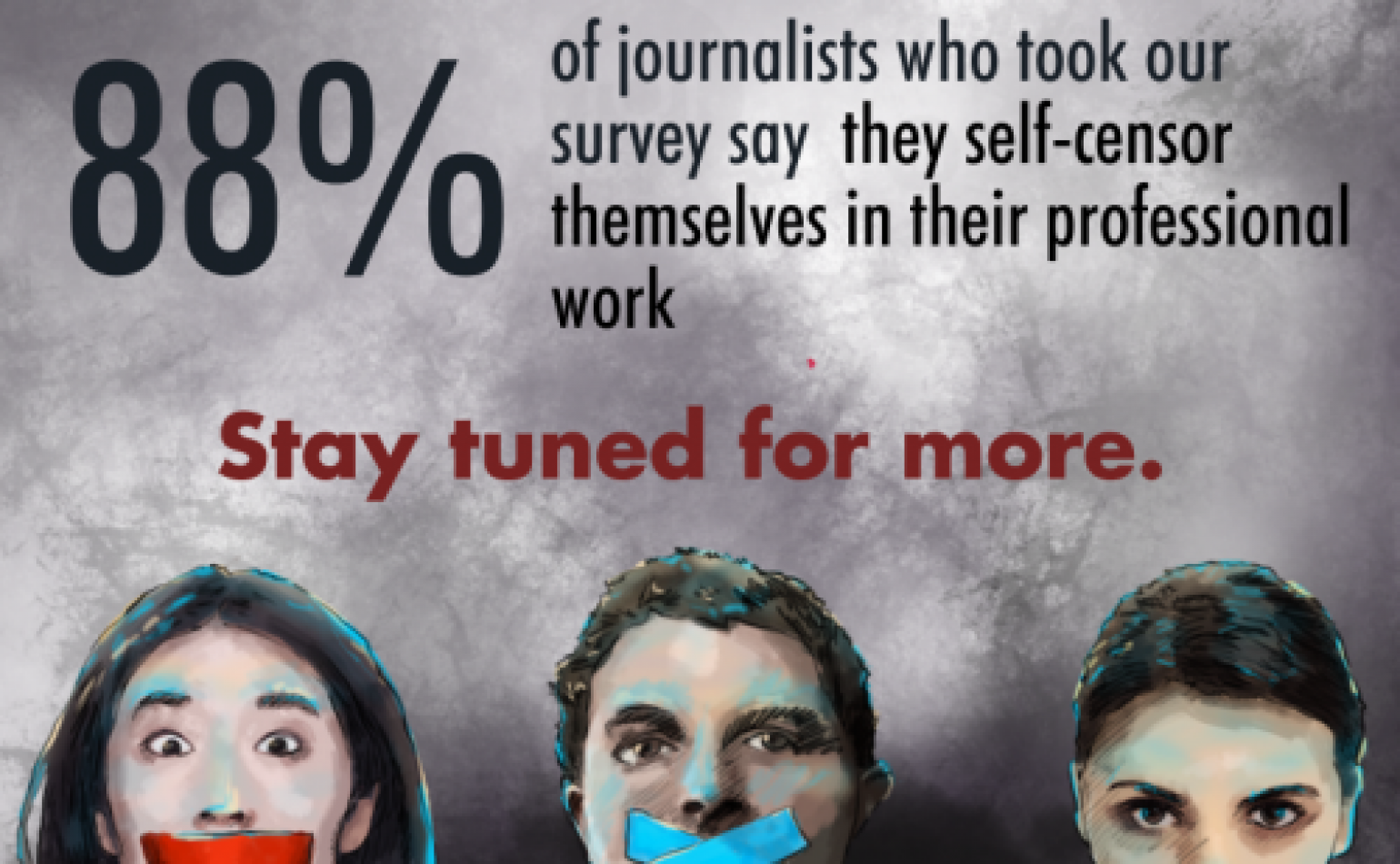 88% Pakistani journalists self censor in professional and 79% in personal settings; new research study reveals