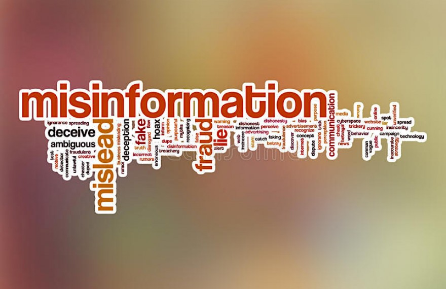 An open-letter to our fellow journalists and the Pakistani news media, to help push back on online misinformation and disinformation [which many of us refer to as fake news]