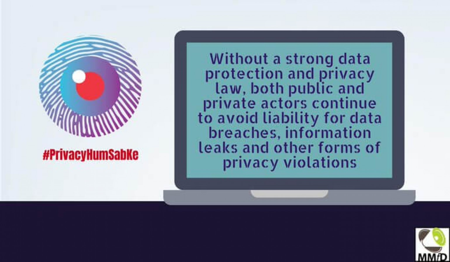 MMfD submits petition to the Senate of Pakistan to expedite legislation to protect citizen's privacy