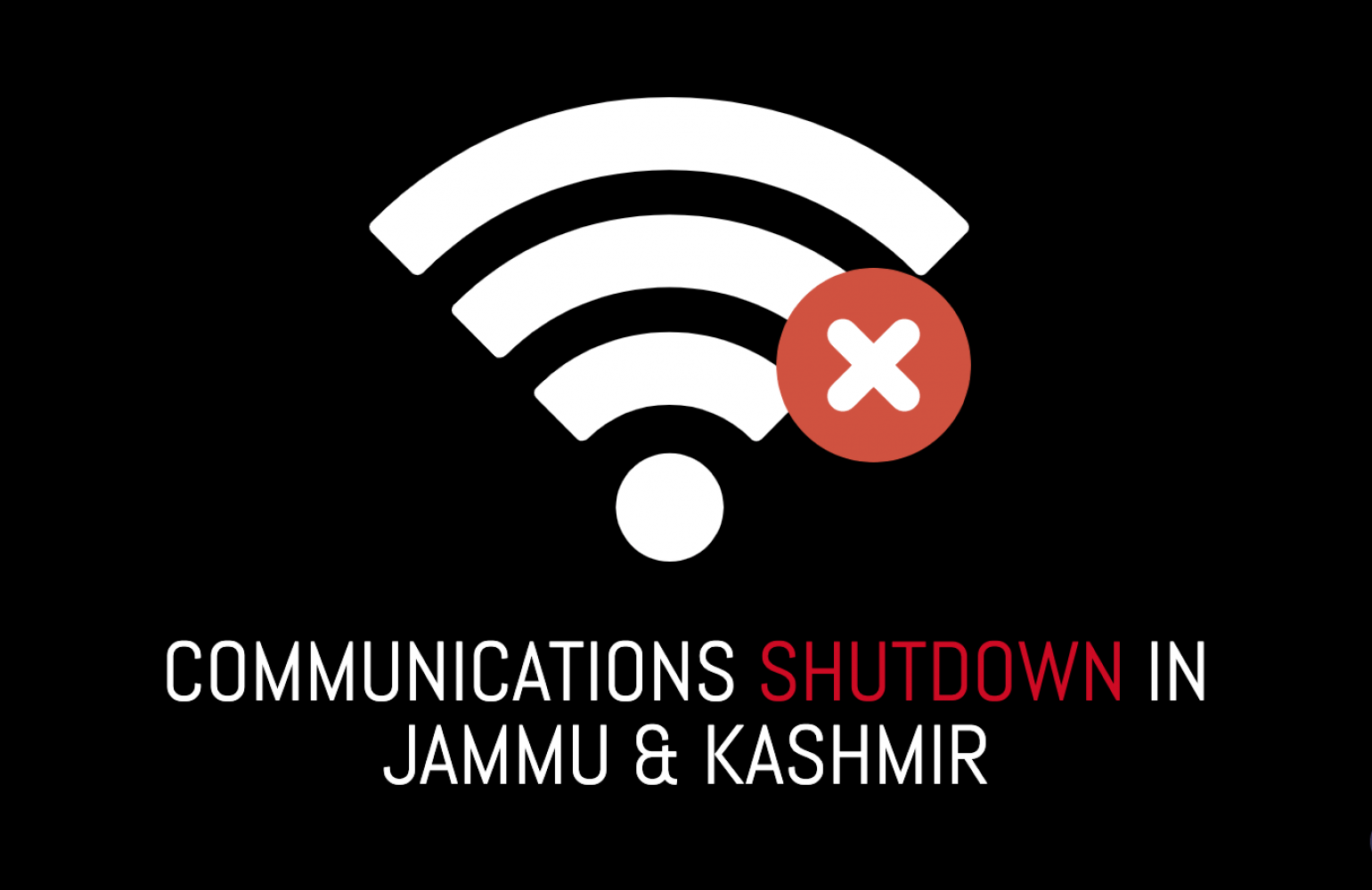 Association for Progressive Communications & Media Matters for Democracy condemns the shutdown of communications in Jammu & Kashmir
