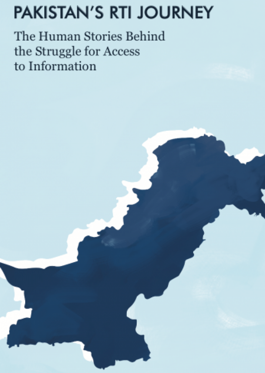 Pakistan's RTI Journey: The Human Stories Behind the Struggle for Access to Information