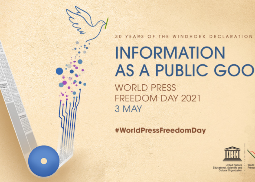 On this World Press Freedom Day 2021, Media Matters for Democracy reaffirms its support for free and independent journalism